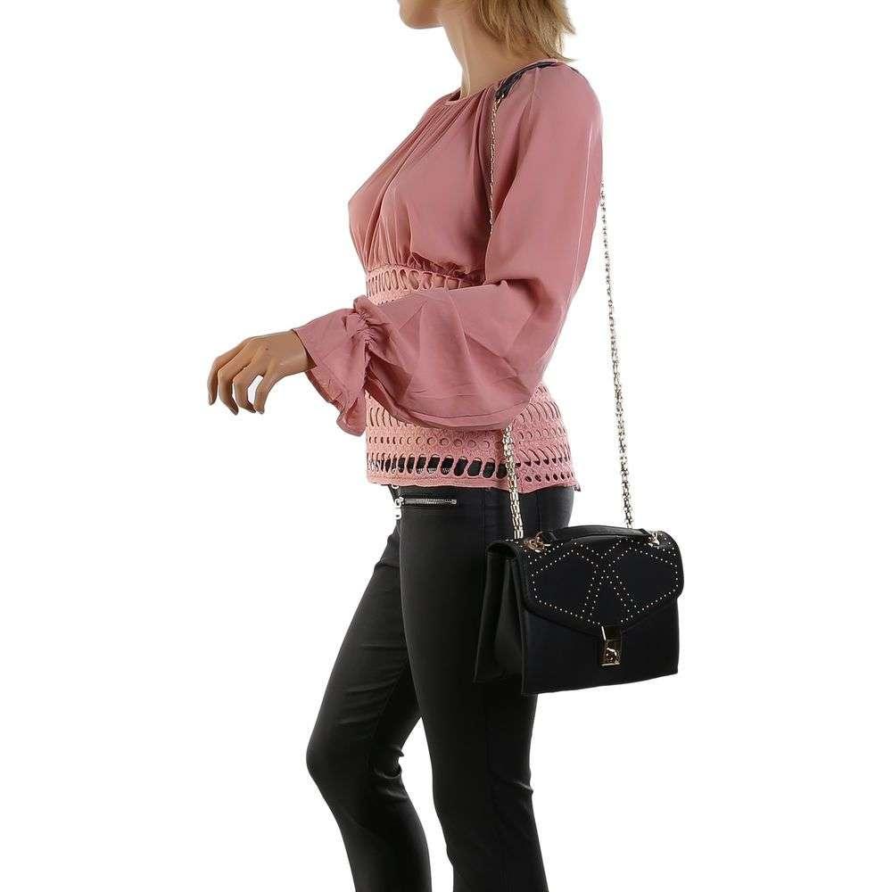 Ženska torbica Pika, črna