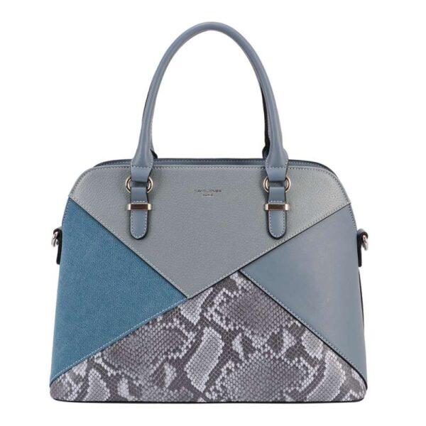 Ženska torbica Katja, modra