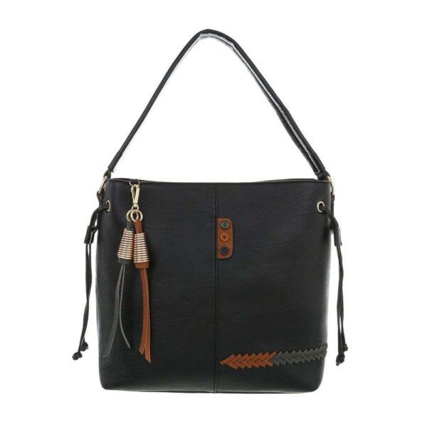 Ženska torbica Anka, črna