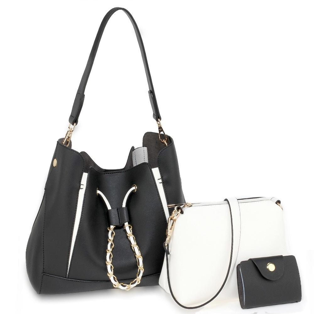 Ženska torbica, Gabi, črna