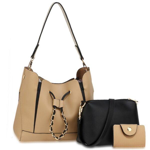 Ženska torbica, Gabi, bež