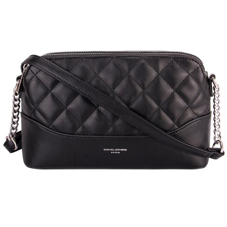 Ženska torbica Pija, črna