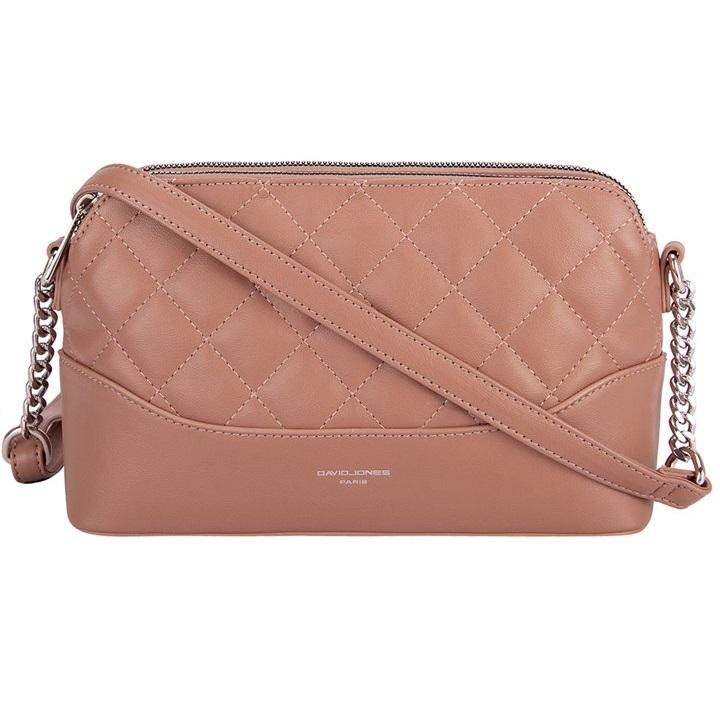 Ženska torbica Pija, temno roza