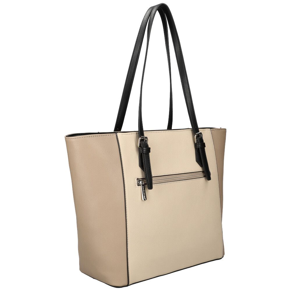 Ženska torbica Elena, bež rjava