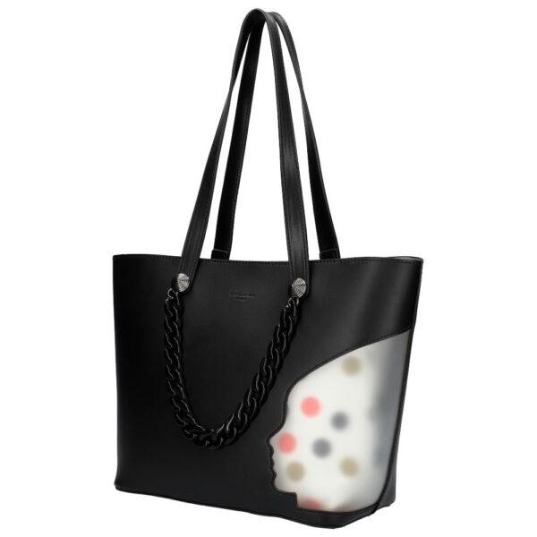 Ženska torbica Nastja, črna
